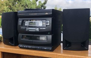 Sony stereo system for Sale in Gresham, OR
