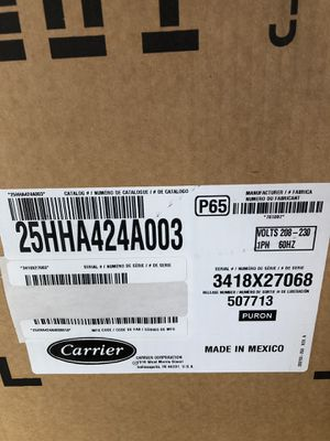Carrier 3phase Condensers for Sale in Solana Beach, CA