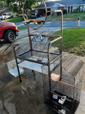 Bird purge and cages for Sale in Longwood, FL