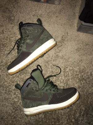 "Nike lunar force 1 ""duck boot"" size 11 for Sale in Raleigh, NC"