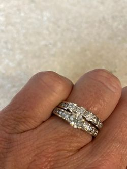 Wedding/engagement Ring Set for Sale in Buford,  GA
