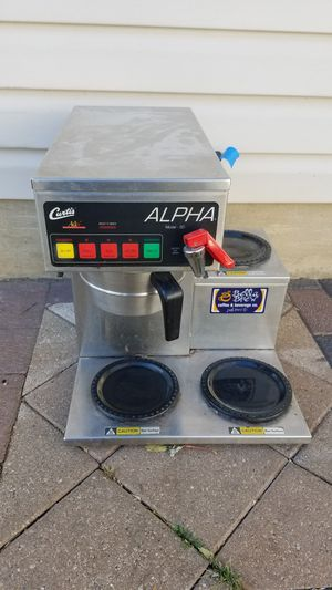 Coffe maker for Sale in West Chicago, IL