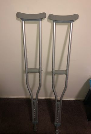 Crutches for Sale in Downey, CA