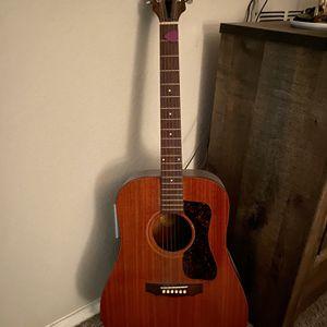 Guild Acoustic Guitar 1974 for Sale in Atlanta, GA
