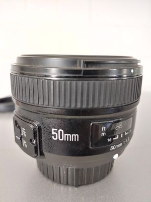 50mm Prime Fixed Lens Nikon for Sale in Brentwood, CA