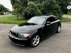 2009 BMW 1 Series 128i Coupe for Sale in Miami, FL