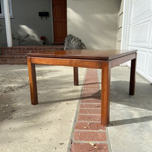 Large Wooden Williams Bros Coffee Table for Sale in Long Beach, CA