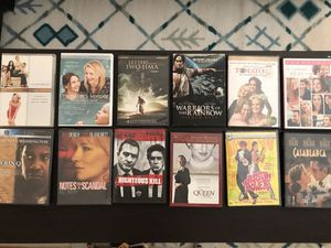 DVDs $1 each for Sale in Monterey Park, CA