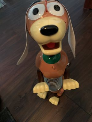 Vintage Disney Pixar Toy Story Movie Slinky Dog! Collectible for Sale in Santa Clarita, CA