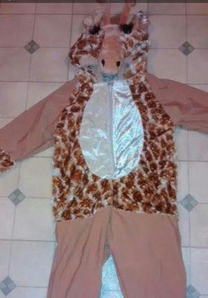 Child size Medium FULL BODY GIRAFFE COSTUME! for Sale in Wichita, KS