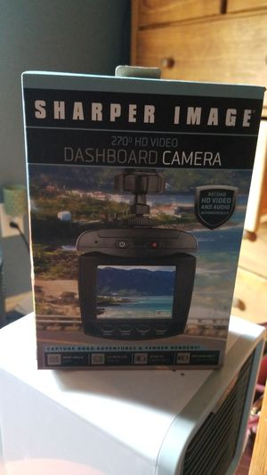 Sharper Image Dashboard Camera for Sale in Garland, TX