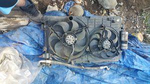 Audi/VW radiator fan assembly for Sale in Fife, WA