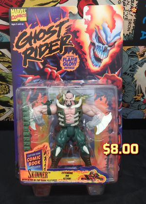 "Marvel Toy Biz Ghost Rider Skinner 5"" Figure NEW for Sale in Alameda, CA"