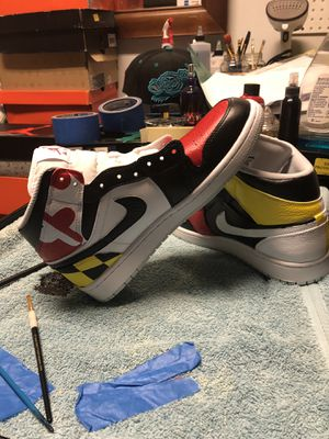 Sneaker restoration & customs for Sale in Columbia, SC