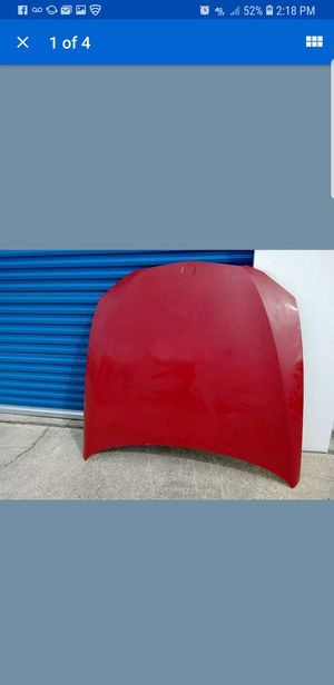 2011 12 13 Bmw 328i 335i Coupe Hood Red Aftermarket hood. for Sale in Olympia Heights, FL