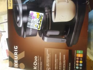 Keurig K•duo essentials for Sale in Delta, CO