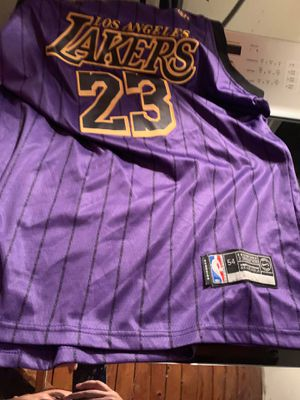 Brand new LeBron James Jersey for sale for Sale in Industry, CA