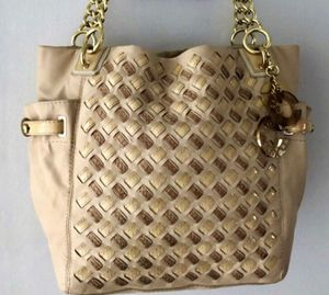 Coach Woven Leather Peyton Bag for Sale in Aldie, VA