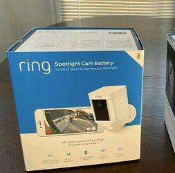 Ring Spotlight Cam Battery for Sale in Buford,  GA