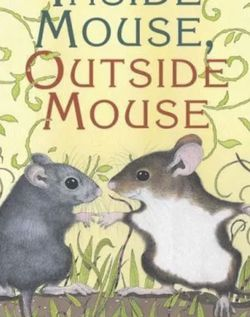 Inside Mouse, Outside Mouse - Lindsay Barrett George PB for Sale in Austin,  TX
