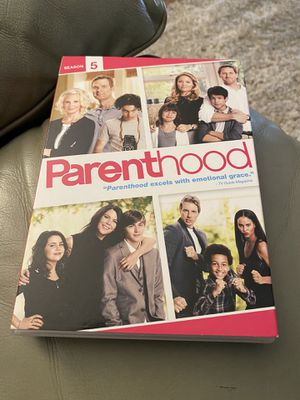 Parenthood Season 5 DVD for Sale in Seminole, FL