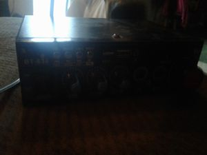 Teli amplifier stereo for Sale in Newport, MI