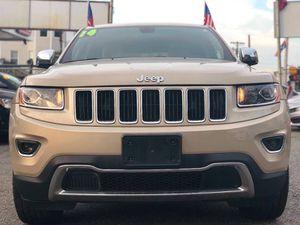 2014 Jeep Grand Cherokee for Sale in Paterson, NJ