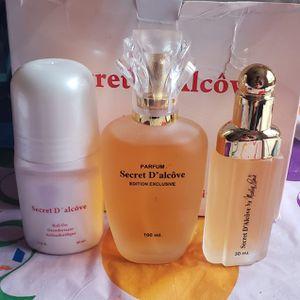 Perfumes de marlen lamur disponibles $45 cada set oh dos por $80 for Sale in Silver Spring, MD