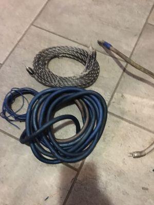 Cables para musica for Sale in Boston, MA