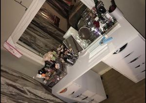 Makeup Vanity NEW* READ DESCRIPTION !! for Sale in District Heights, MD