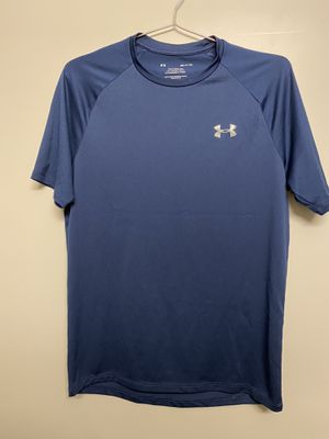 Two New Men's small workout shirts -Nike and UA for Sale in Tacoma, WA