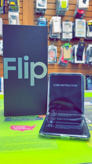 Samsung Galaxy Z FLIP 5G 256GB Factory Unlocked, Brand New in Box! $50 Down Payment! December SALE (11:30AM-6PM) for Sale in Arlington, TX