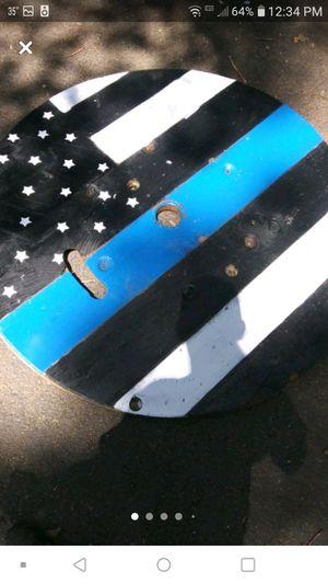 Blue Lives Matter Yard Decor/Flag for Sale in Lynchburg, VA