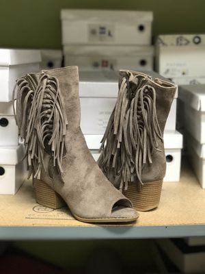 Fringe boots for Sale in Claremont, CA