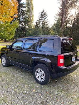 JEEP PATRIOT 2016 for Sale in Bellevue, WA