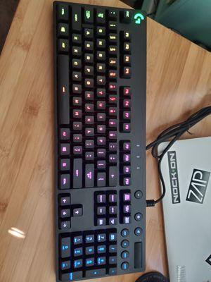 Logitech G810 Mechanical Keyboard for Sale in St. Petersburg, FL