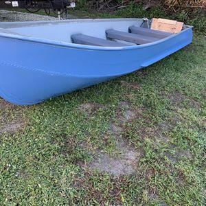 13'6' Aluminum Boat for Sale in Port Charlotte, FL