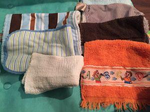 Baby burp cloths for Sale in West Springfield, VA