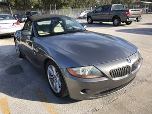 2003 BMW Z4 nice and clean 130k mi for Sale in Boston, MA