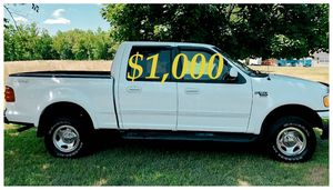 ⚡️📗⚡️URGENT $1,OOO For Sale 2OO2 Ford F-15O clean title original owner⚡️📗⚡️ for Sale in Baton Rouge, LA