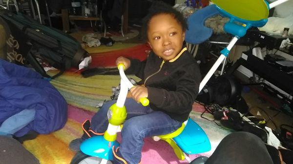 Smart Trike baby bike