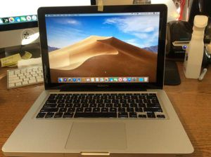 MacBook Pro 13 Mid 2012 8gb 128gb SSD for Sale in Denver, CO