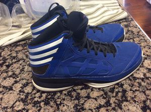 ADIDAS Crazy Shadow basketball shoes. Men's size 6 for Sale in Santa Ana, CA