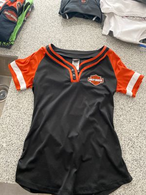 Women's Harley-Davidson Baseball tee for Sale in San Antonio, TX