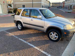 1999 Honda CR-V AWD for Sale in Colorado Springs, CO
