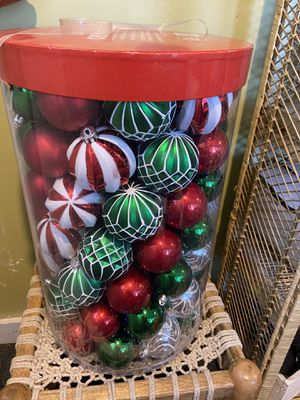 Christmas ornaments!! for Sale in Wareham, MA
