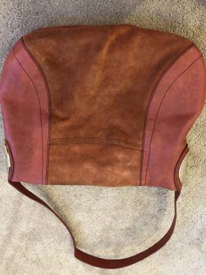 B. Makowsky Suede Gently Used Handbag! for Sale for sale  Wayne, NJ