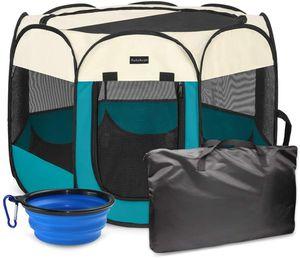 Portable Pet Playpen Indoor Outdoor Use for Sale in Henderson, NV