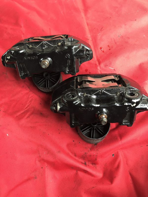 Acura RL Front Calipers 2005-2012.