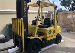 Hyster 45 Series for Sale in Houston, TX